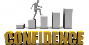 step up confidence